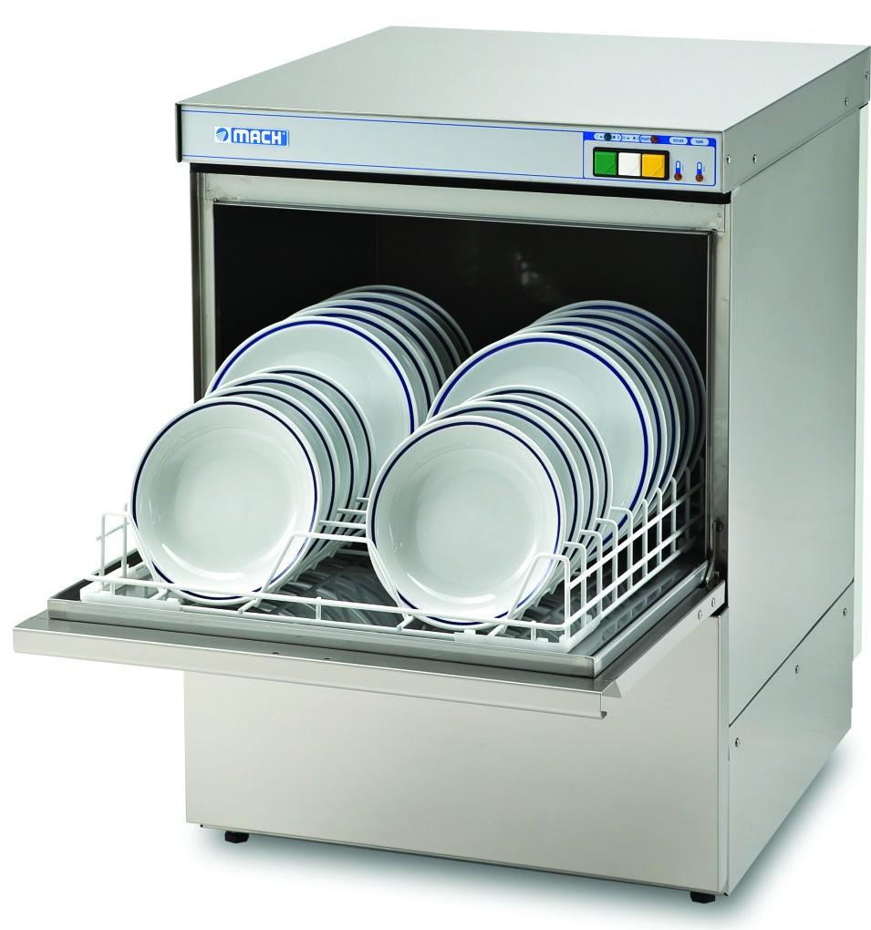 MACH MS9451DPBT Large Dishwasher 500mm Basket With Break Tank ...