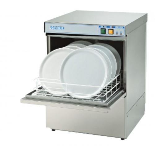 Mach ms9240dw medium dishwasher 400mm basket for Vaisselle restaurant professionnel